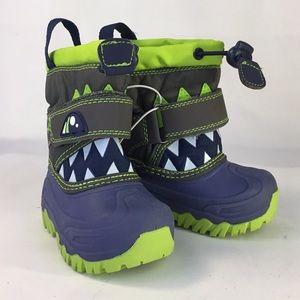 Cat & Jack Sz 5 Snow Winter Boot Thermolite